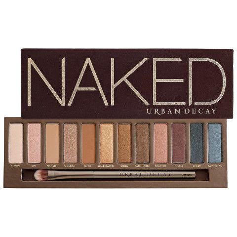 Sephora: Urban Decay : Naked Palette : eyeshadow-palettes