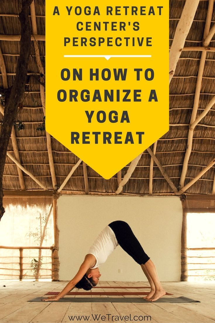 A Yoga Retreat Center speaks out about what they wish retreat leaders would consider while planning a yoga retreat. #yogaretreat #planayogaretreat #yoga