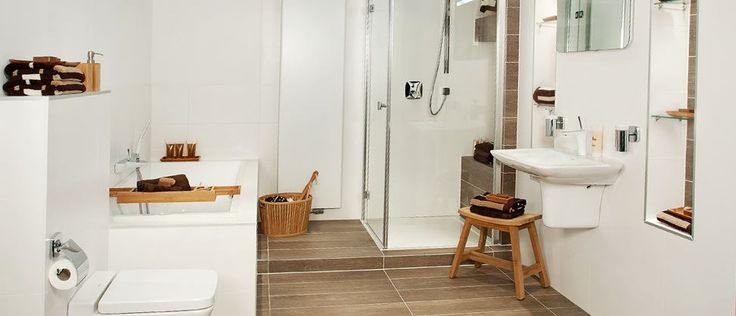 badkamervloer van ontwerp vida