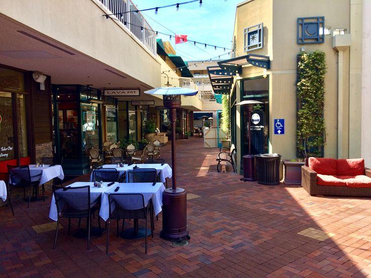 Lots of great restaurants down this path in Orinda California