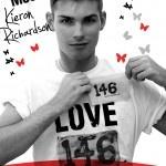 Kieron Richardson from Hollyoakes