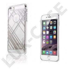 Rhinestone (Sølv) iPhone 6 Plus Cover