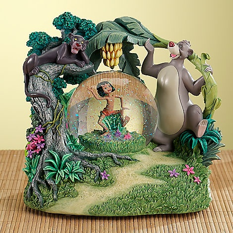 The Jungle Book Musical Snowglobe.... If someone bought me this I would be your best friend.