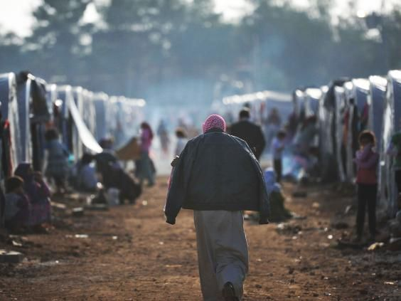 an analysis of the idea that syrian refugees are a threat to the country Analysis interpretation of the news based on evidence, including data, as well as anticipating how events might unfold based on past events i interviewed 300 syrian refugees a collection of testimonials in which syrians explain their country's conflict in their own words.