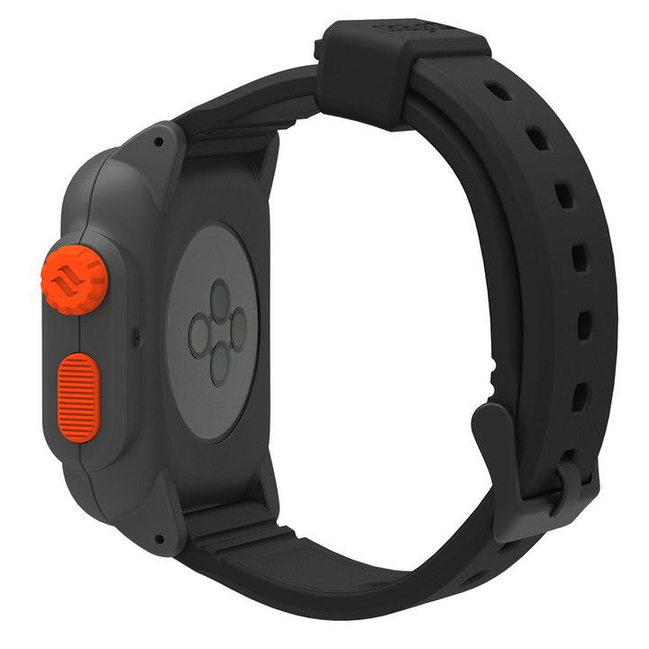 Catalyst Case For Apple Watch Gives Far More Water Resistance Than You'll Need