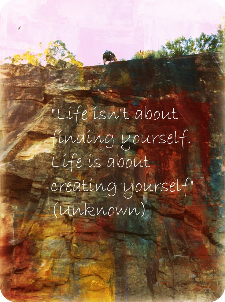 Creating the life that you want before you get the one that you're given!