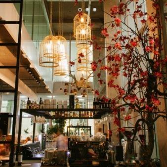 HMB restaurant | De Rotterdam (March '14, Planned September '16) - 91/100