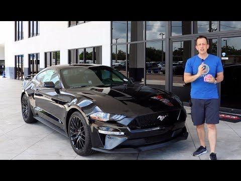 Youtube Ford Mustang Gt Mustang Gt 2019 Ford