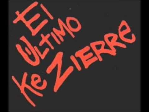 El ultimo ke zierre - directo - olor a muerte - YouTube