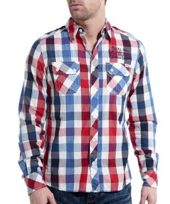 17 best ideas about chemise rouge homme on pinterest With chemise carreaux rouge homme