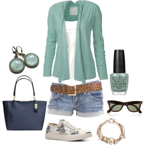 Cute Spring -Summer Outfit