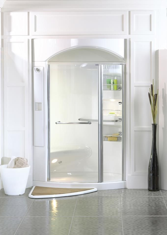 Surprising 3 Piece Tub Shower Unit Pictures - Plan 3D house - goles ...
