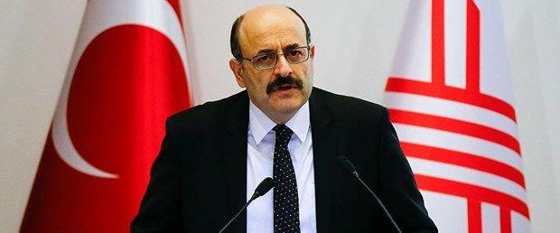 """YÖK Başkanı Prof. Dr. Saraç, """"2018-2019 eğitim yılında yükseköğretime giriş sınavının yeni adı, Yükseköğretim Kurumları Sınavı'dır."""" dedi."""