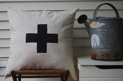 enhabiten pillow: via etsy