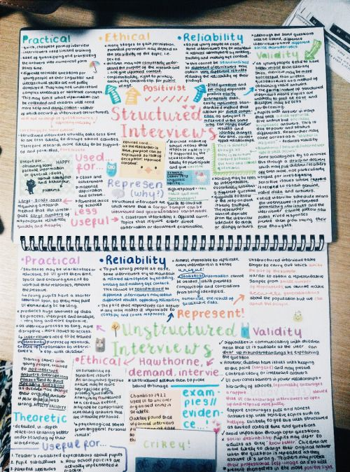 ||| school, college, university, notes, notebook, inspiration, inspo, motivation, review, visual