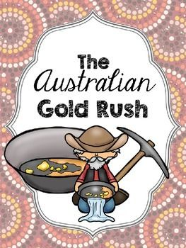 This activity pack is a great 28-page tool for students to learn about the Gold Rush era in Australia. This activity pack aligns with the NSW HSIE/History curriculum and includes different learning activities to encourage different styles of learners to participate and learn.Activities include:- Locating where gold was found on a map- Completing a timeline of gold related events- Colouring in and researching the Eureka Stockade flag- Learning about the cultures that came to Australia during…