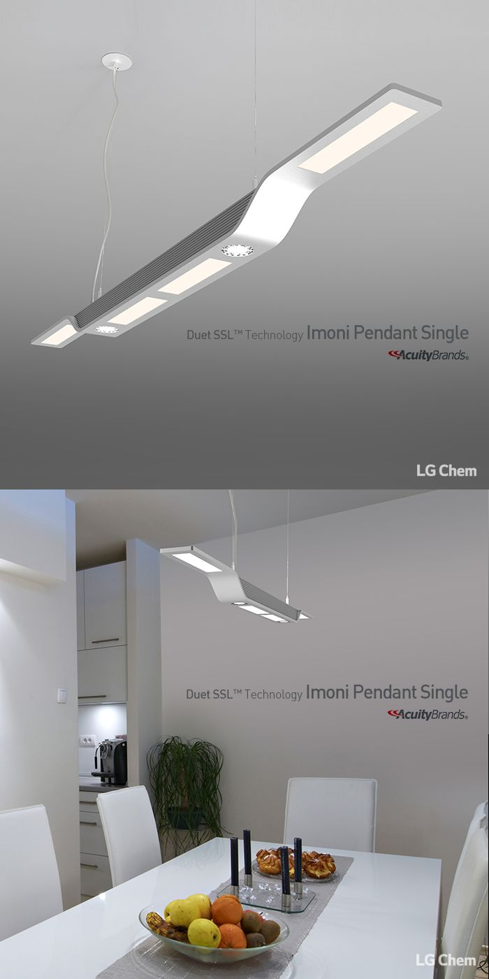 u201cImoni Pendant Singleu201d made by Acuity Brandsu0027 Duet SSL technology equipped with LG Chem OLED light panel. The interplay between LED and OLED in the same ... & 46 best LG OLED Light Product images on Pinterest | Lg oled Light ... azcodes.com