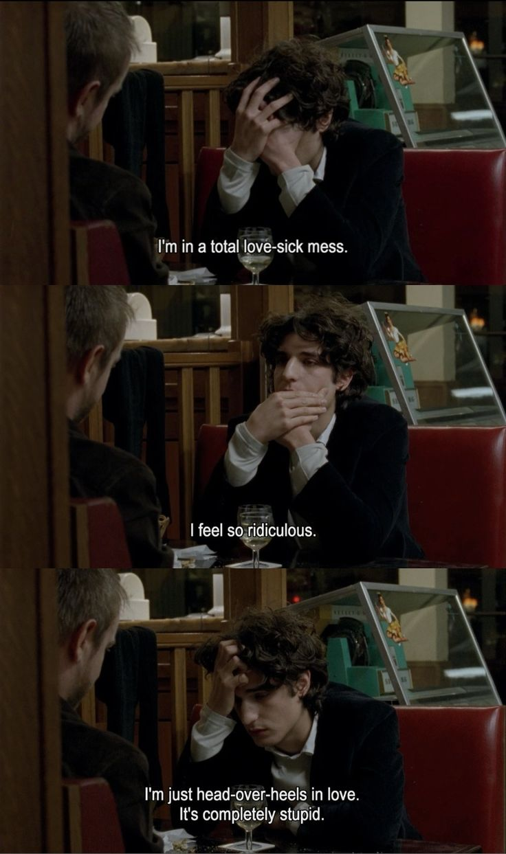 La belle personne (The Beautiful Person), 2008 French film directed by Christophe Honoré #love