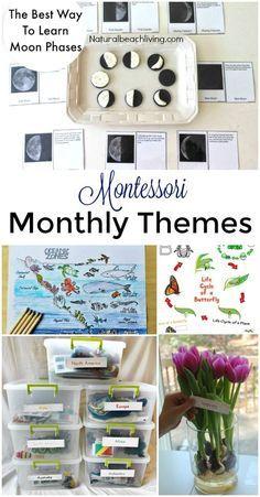 12 More Months of Montessori Monthly Themes – montessori stuff