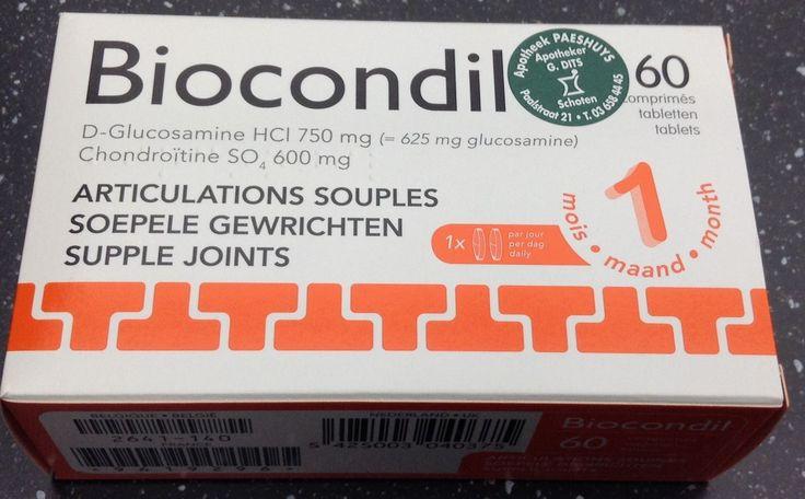 Gewrichten : Biocondil