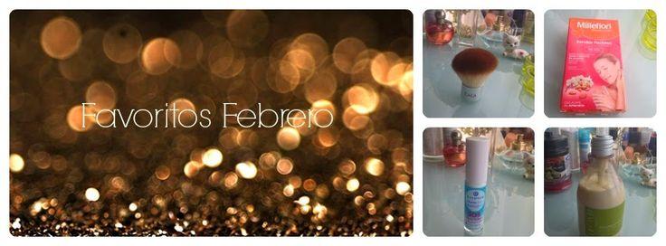 Cata Martínez N: ¡Favoritos Febrero!