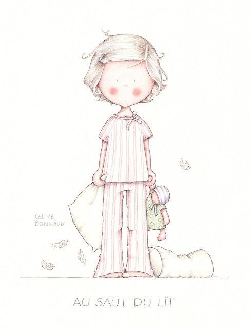 Celine Bonnaud: Les petites scénettes