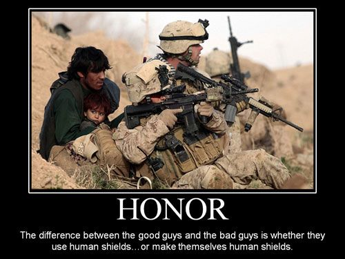 marine corps honor