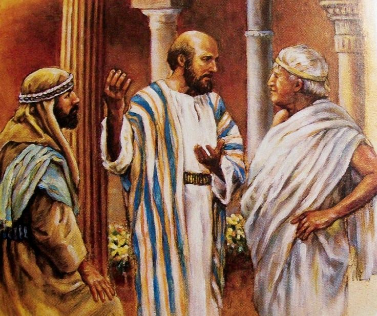 The Apostle Sha'uwl (Paul) taught the newly converted Gentile believers from the Law of Moses every Sabbath day in the synagogues (Acts 15:21). Description from doubleportioninheritance.blogspot.com. I searched for this on bing.com/images