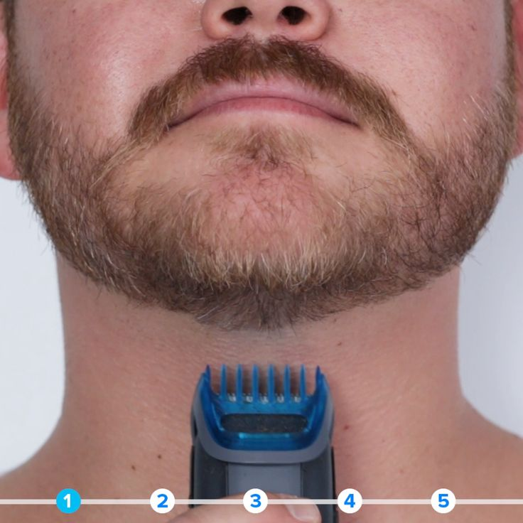 5 Hacks For People With Beards.