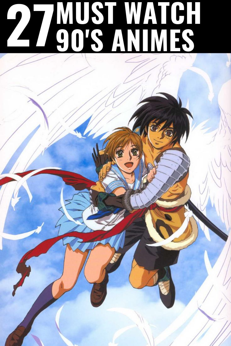 27 of the best 90's Anime Series Everyone Should Watch