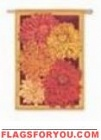 Fall Mums Garden Flag - 5 left