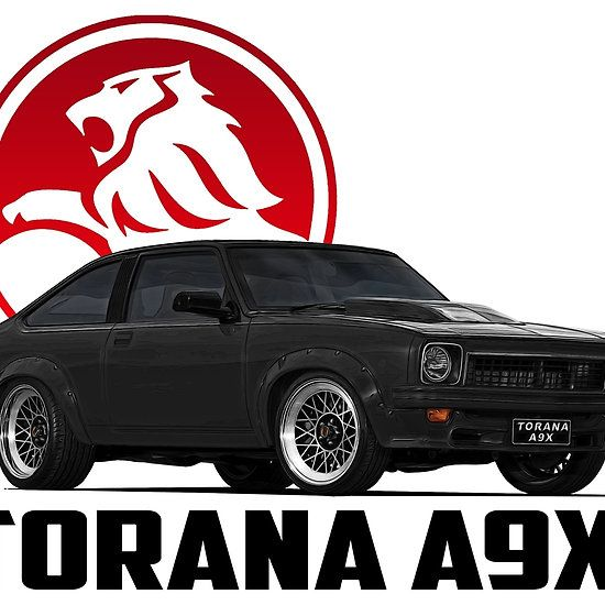 Holden Torana - A9X Hatchback - Black 2. Visit the site to buy this item on a…