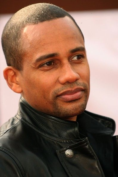 Hill Harper - not only a good actor, he graduated from Harvard with a law degree