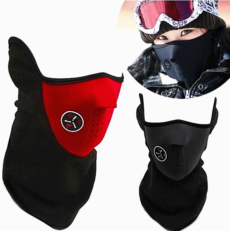 Sport cap windproof half face mask cycling mask dustproof face mask bike cap motorcycle running ski mask warm hat Outdoor beanie ** Check out this great product.