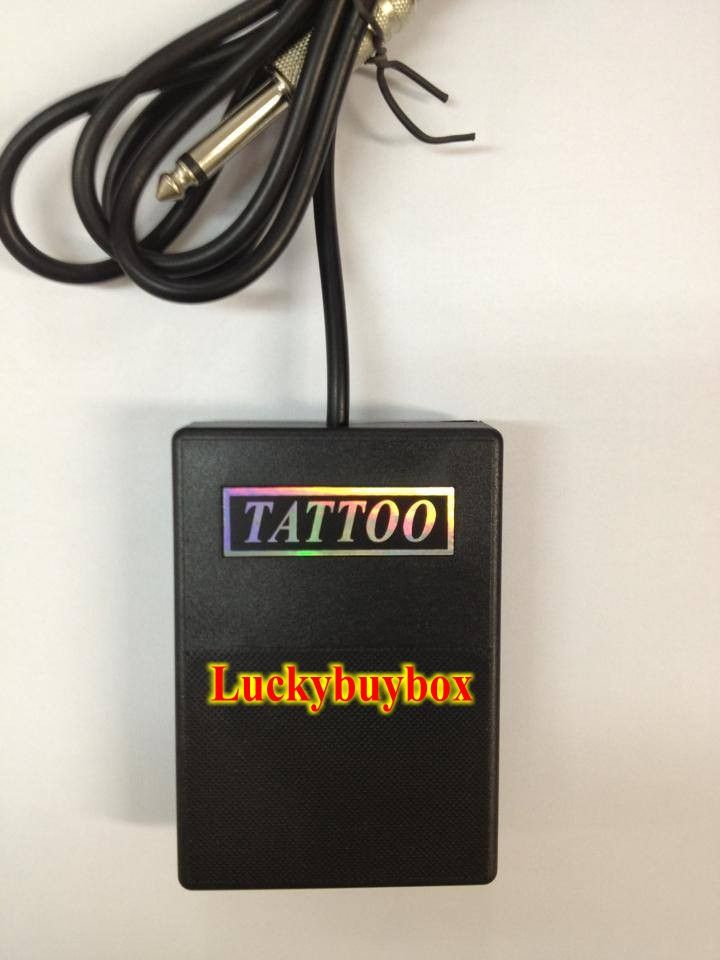 New Arrived #Hummingbird #Tattoo #Footswitch for #Powersupply Website: www.luckybuybox.com, welcome to order. Register and order online directly. Email:admin@luckybuybox.com
