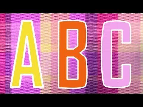 ABC SONG- ALPHABET SONG. LEARN THE ALPHABET