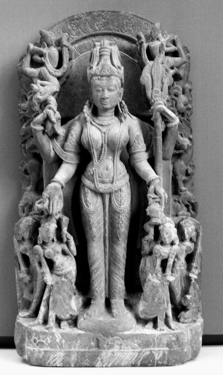 centuriespast: Durga 10thC(late) The British Museum