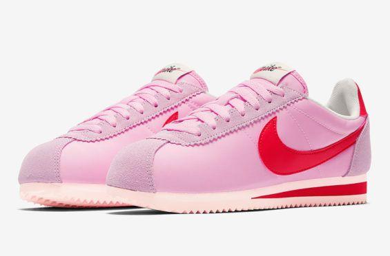 Wade Rebecca on | Nike cortez, Nike, Pink sneakers