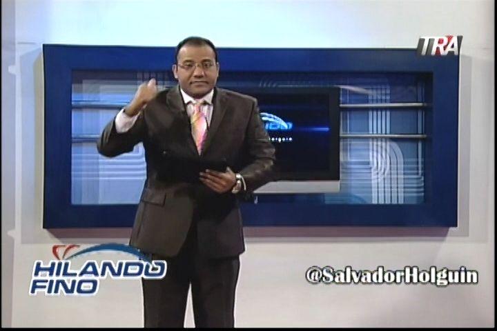 """Salvador Holguin: """"Me visitó Juan Pablo Duarte"""""""