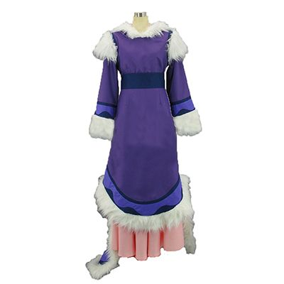 Avatar: The Last Airbender Avatar Yue Cosplay Costume