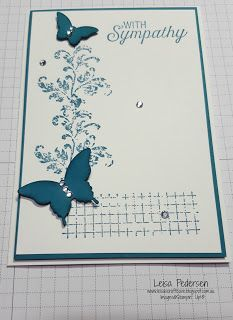 Leisa's Craft Cave: Sympathy - Crazy Crafters Team Project Highlights