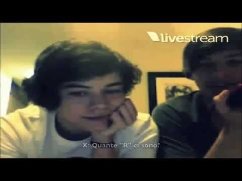 One Direction VIDEO Funny moments SUB ITA