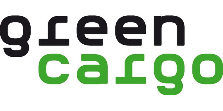 green cargo.  A state owned freight transport co. in Sweden.