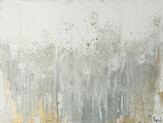 """Obraz na płótnie """"Explosion of white"""""""