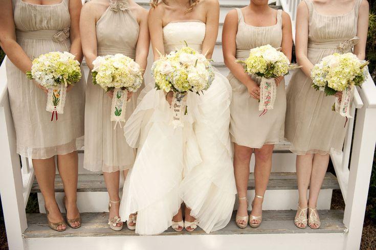 Beige Bridesmaid Dress: 25+ Best Ideas About Beige Bridesmaids On Pinterest