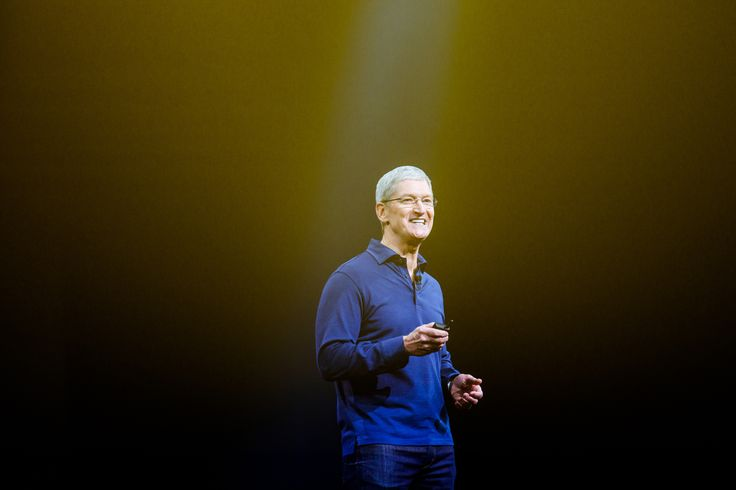 Tim Cook Says Apple Will Fight Court Order to Unlock iPhone |  Bryan Derballa for WIRED | From WIRED.com