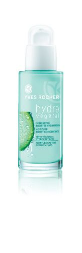 New Moisture Boost Concentrate! Perfect to revitalize your skin from deep within! #skincare #yvesrocherusa