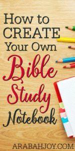 Bible Bookshop - Bible Study Organizer