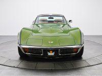 Фотографии автомобилей Chevrolet Corvette / Шевроле Корвет  (1970 - 1972) Купе