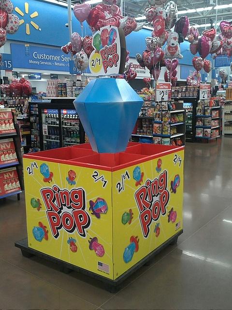 Ring Pop Full Pallet